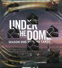 Under the Dome Trading Cards Factory Sealed Box 2 Autographs & Relic