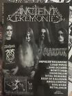 Ancient Ceremonies #2+Cd Marduk,Impaled Nazarene,Bewitched,Vital Remains,Angel C
