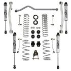 Rubicon Express JL7102NR Suspension Lift Kit w Shocks Fits 18 19 Wrangler JL