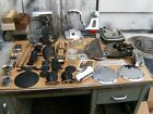 harley other parts lot vintage rare no reserve buy low project bike big twin flh