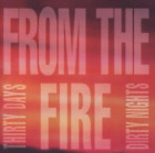 FROM THE FIRE-THIRTY DAYS DIRTY NIGHTS (UK IMPORT) CD NEW