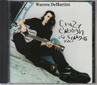 WARREN DeMARTINI / CRAZY ENOUGH TO SING TO YOU JAPAN CD OOP