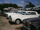 BREAKING ROLLS ROYCE SILVER SHADOW WRAITH 1965 1980 PARTING OUT