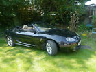 2004 MG TF 18 135  ONLY 63000 miles 10 months mot rare colour combination