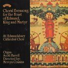 Cousins - Various: Choral Evensong for F [CD]