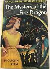 Nancy Drew Fire Dragon FIRST EDITION 1 Box PC Yellow Spine