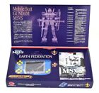 Wonderswan Earth Federation Gundam Msvs Bandai System Japan