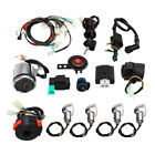 Full Electric Start Engine CDI Wiring Harness Loom Kit 50CC 110 125cc Quad Bike