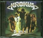 Krokus - To You All ( AUDIO CD in JEWEL CASE )