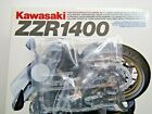 Tamiya 1:12 Scale Kawasaki ZZR1400 Sprue G Clear Parts only - New