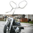 Motorcycle Rearview Mirrors For Harley-Davidson Sportster 883 Custom XL883C