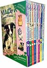 Magic Animal Friends Series 3 and 4 Collection 8 Books Box Set 9 to 16 by Dais