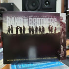Band of Brothers: Music From The HBO Miniseries Audio CD RARE Michael Kamen