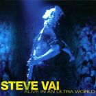 Steve Vai-Alive In An Ultra World (UK IMPORT) CD NEW