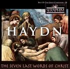 Haydn: The Seven Last Words of Christ; Sir Neville Marriner (CD, 1993, Seraphim)