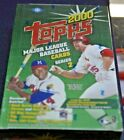 2000 Topps MLB Series 2 Factory Sealed Box