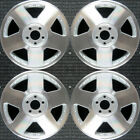 Set 2004 2005 2006 2007 Saturn Vue OEM Factory 9594446 9594447 Wheels Rims 7033