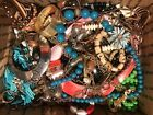 HUGE 9 Lb Box Of Vintage To Now Wearable Costume Jewelry