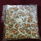 Custom made with LONGABERGER Pumpkin Patch fabric Table RUNNER 64 x 12 +