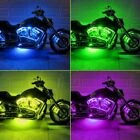 For Husqvarna TE150 RGB Light Strips DIY Fairing Multi-Color Design