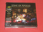 SONS OF APOLLO LIVE WITH THE PLOVDIV PSYCHOTIC SYMPHONY JAPAN DIGIPAK 3 CD SET