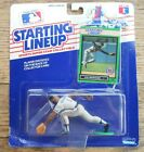 MLB 1989 LOU WHITAKER DETROIT TIGERS KENNER STARTING LINEUP FACTORY SEALED MOC