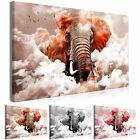 ELEPHANT CLOUD Canvas Print Framed Wall Art Picture Photo Image g C 0087 b b