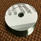50 Pianodisc CDs (your choice!). Also available in IQ Format For Mobile Devices