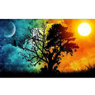 Full Drill Tree Scenery 5D Diamond Painting Cross Stitch DIY Decor Large Chic