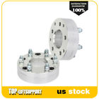 2x 2 5x5 to 6x55 781 mm silver wheel spacers 14x15 for Jeep Grand Cherokee