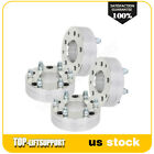 4X 2 5x5 to 6x55 781 mm silver wheel spacers 14x15 for Jeep Grand Cherokee