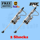 Fox Shocks Kit 2 3 45 Lift Front for Jeep Wrangler TJ LJ 1997 2006