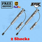 Fox Shocks Kit 2 25 35 Lift Rear for 1997 2006 Jeep Wrangler TJ LJ