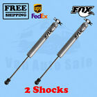 Fox Shocks Kit 2 4 6 Lift Rear for 1997 2006 Jeep Wrangler TJ LJ