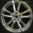 2014 2015 19 Chevrolet SS Caprice Rear OEM Original Factory Polished Wheel 5622