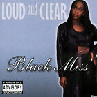Loud and Clear [Single] by Black Miss (CD, Nov-2000, Orpheus Records)