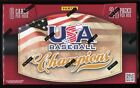(2) 2013 PANINI USA CHAMPIONS BASEBALL SEALED HOBBY BOX LOT auto relic mirror
