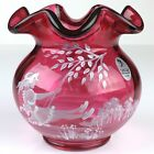 Fenton 2003 Mary Gregory Vase  1537 G9 99 2000