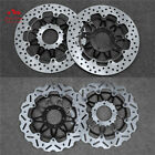 Floating Front Brake Disc Rotor Fit For Ducati 749 848 998 999 Monster 1100 New