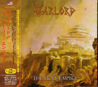 WARLORD The Holy Empire + 1 JAPAN CD US Metal Fates Warning Manowar Hammerfall