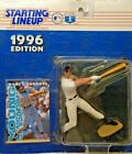 1996 MLB BASEBALL STARTING LINEUP MARTY CORDOVA FIGURE & CARD
