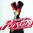 The Best Of Poison - 20 Years Of Rock (CD, *** disc only ***)