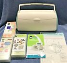 GREAT DEAL Cricut CRV20001 Machine W 3 Cartridges No Cords Or Accessories