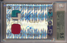 ODELL BECKHAM JR JARVIS LANDRY 2014 STERLING PULSAR PATCH AUTO RC 44 BGS 9.5 10