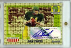 DAN FOUTS 2005 Topps All American Chrome Superfractor Auto Autograph HOF SP 1 1