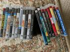Ps3 Games lot of 17 + 2 ps2 games Mostly shrinkwrapped