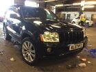2007 JEEP GRAND CHEROKEE 30 CRD LIMITED LEATHER 20ALLOYS P SENSRS
