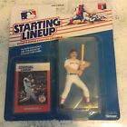 Kenner Starting Lineup Wade Boggs 1988 NIP Red Sox Good Ungraded Condition