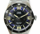 ORIS Divers 65 01 733 7707 4035-07 8 20 18 automatic-winding watch black dial