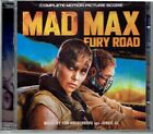 MAD MAX: FURY ROAD Complete Film score - TOM HOLKENBORG/JUNKIE XL (2CD) Zimmer
